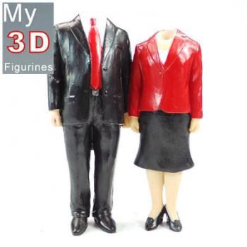 3d personalized bobbleheads couple SR106