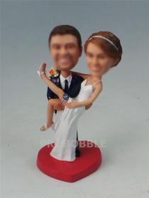 bobblehead cake toppers custom bobbleheads personalized bobbleheads dolls. Black Bedroom Furniture Sets. Home Design Ideas