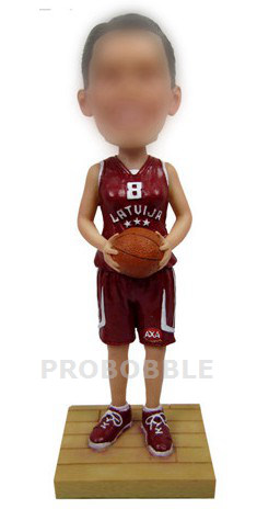 NBA Basketball Star Bobblehead