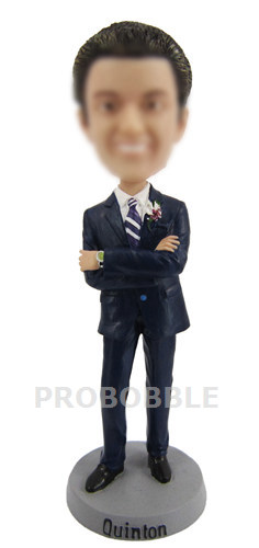 Business Executive CEO Bobbleheads