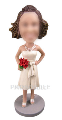 Bridesmaid Bobbleheads