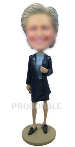 Custom bobbleheads Office Lady