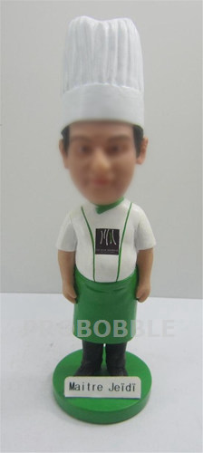 Executive Chef Bobbleheads