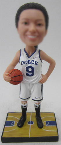 Basketball Player Bobbleheads Doll