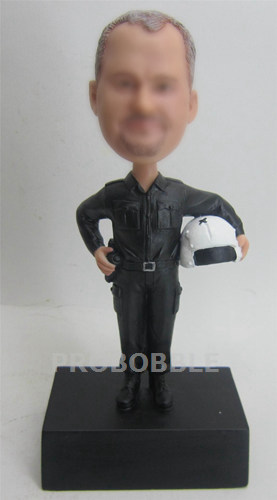 Personalized Bobbleheads Soldier