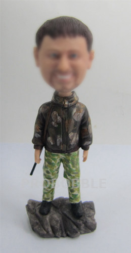 Custom Military Bobbleheads
