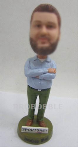 Personalized Business Bobbleheads