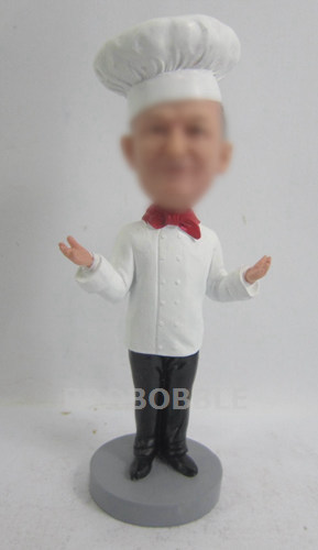 Male Chef Bobbleheads