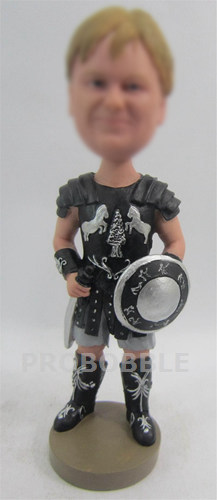 Personalized Bobbleheads Gladiator