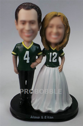 Wedding Bobbleheads In Jersey