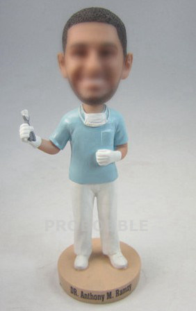 Custom Bobbleheads Dentist