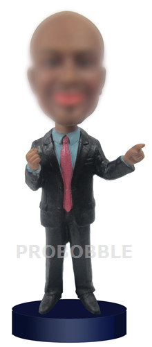 Male Executive Bobbleheads