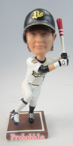 Custom New York Yankees baseball bobbleheads doll