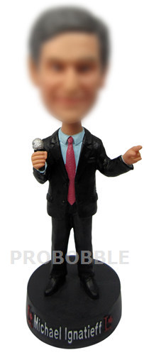 Personalized Bobbleheads Speaker or Introducer