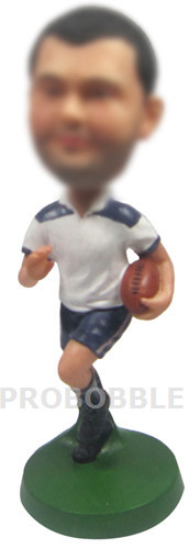 Rugby Player Bobble Heads