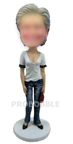 Custom bobbleheads doll