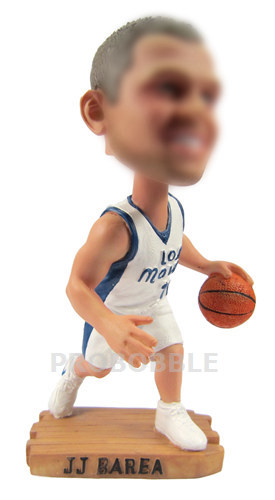 Custom Basketball Star Bobble Heads