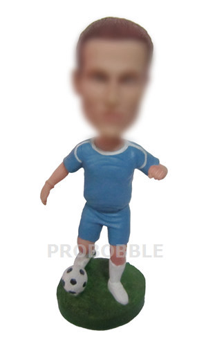Custom Soccer Bobbleheads - football