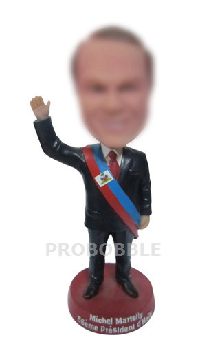 Waving Politician Bobbleheads