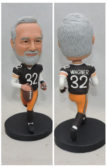 Cleveland Browns Football bobblehead